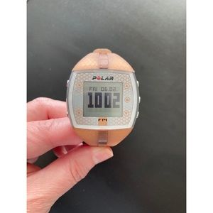 NEW Polar FT4 heart rate monitor fitness watch